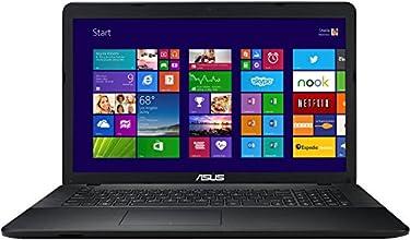 Asus F751MA-TY236H 43,9 cm (17,3 Zoll) Notebook (Intel Core 2 Quad - Celeron N2940, 2,2GHz, 8GB RAM, 1000GB HDD, Intel HD, DVD, Win 8) schwarz