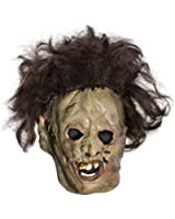 Texas Chainsaw Massacre Child's Leatherface Vinyl Mask