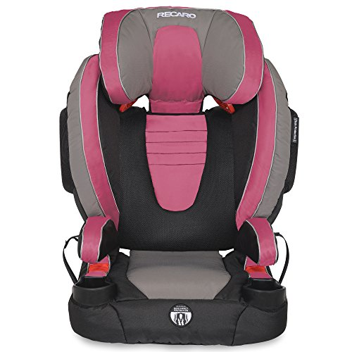 recaro performance booster high back booster car seat rose baby toddler baby transport baby. Black Bedroom Furniture Sets. Home Design Ideas