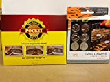 Burger Pocket Press & Grill Charms Gift Pack