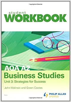 business aqa a2 This full-colour textbook provides complete coverage of the aqa applied business a2 awardintroductionunit 8: business planningunit 9: marketing strategyunit 10: promotional activitiesunit 11: the marketing environmentunit 12: managing peopleunit 13: managing informationunit 14: managing changeunit 15:.