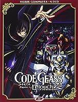 Code Geass - R2 Complete Season (Eps 01-25) (4 Dvd)