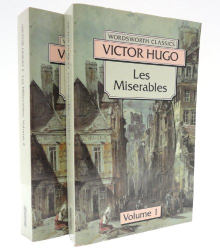 LES MISERABLES-VOLUME 1 & 2