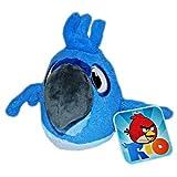 Angry Bird Rio Blue Blu 12 Inch Soft Toy