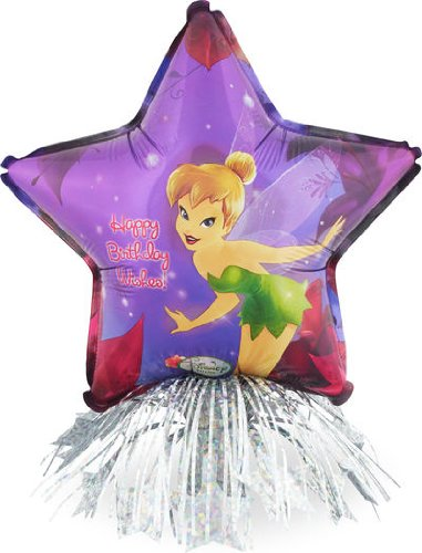 Amscan - Tinkerbell Air-Filled Balloon Centerpiece