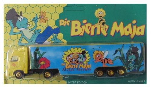 Die Biene Maja Nr. - Motiv 3 von 6 - Flip - Volvo - Sattelzug