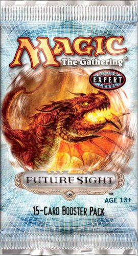 Magic the Gathering Future Sight Booster Pack - Buy Magic the Gathering Future Sight Booster Pack - Purchase Magic the Gathering Future Sight Booster Pack (Wizards of the Coast, Toys & Games,Categories,Games,Card Games,Collectible Trading Card Games)