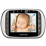 Motorola-MBP853CONNECT-Digital-Video-Baby-Monitor-with-Wi-Fi-Internet-Viewing-and-35-Inch-Diagonal-Color-Screen