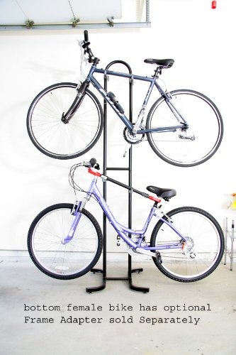Sparehand Double Bike Storage Rack