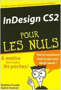 Indesign cs2 pour les nuls 9782844278197 books - Le tarot pour les nuls ...