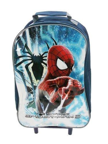 Character Marvel Spiderman 2 Amazing Wheeled Bag