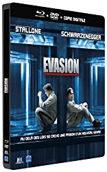 Évasion - Edition Limitée - Blu-Ray + DVD + Copie Digitale