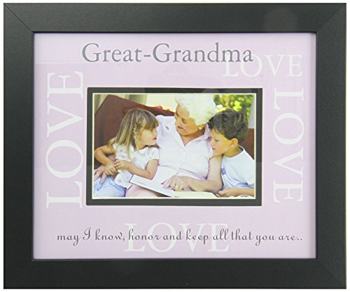 The Grandparent Gift Co. Great-Grandma Love Frame - 1