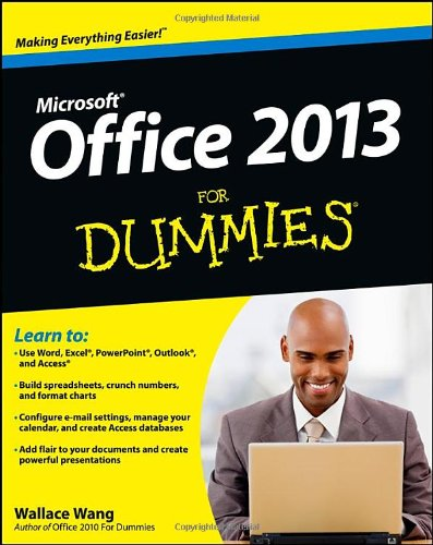 Office 2013 For Dummies Picture
