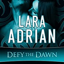 Defy the Dawn: Midnight Breed Series, Book 14 Audiobook by Lara Adrian Narrated by Hillary Huber