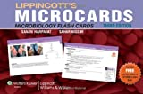 img - for Lippincott's Microcards: Microbiology Flash Cards by Sanjiv Harpavat and Sahar Nissim, Third Edition book / textbook / text book