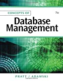 img - for Concepts of Database Management book / textbook / text book