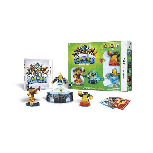 Skylanders SWAP Force Starter Pack - Nintendo 3DS - 1