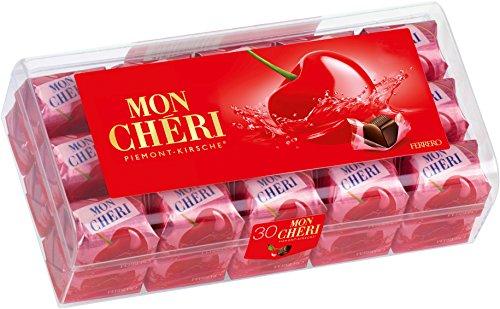 Ferrero Mon Cheri Likör Pralinen 315g (Brandy Choco W/cherries 11.2 Oz)