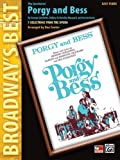 Porgy And Bess-7 Selections From The Opera Easy Piano Broadways Best