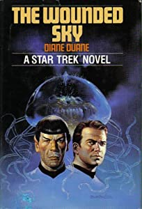 The Wounded Sky A Star Trek Novel by Diane Duane