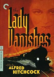 "Cover of ""The Lady Vanishes - Criterion C..."