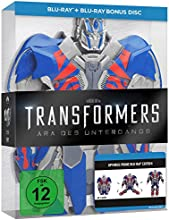 Transformers 4: Ära des Untergangs - Optimus Edition (exklusiv bei Amazon.de) [Blu-ray] [Limited Edition]