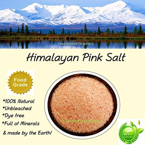 2 Lbs Pure Himalayan Pink Salt By Greenplanet-Organics