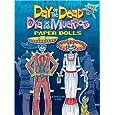 Day of the Dead/Dia de los Muertos Paper Dolls (Dover Paper Dolls)