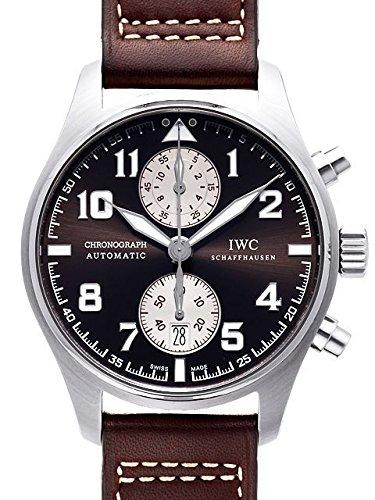IWC パイロットウォッチ クロノグラフ アントワーヌ ド サンテグジュペリ (Pilot Watch Chronograph Antoine de Saint-Exupery) [新品] / Ref.IW387806 [並行輸入品] [iwc249]