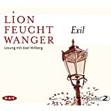 Exil: Lesung mit Axel Milberg (5 CDs)