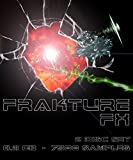 FRAKTURE - FX LIBRARY - 8.2GB 2 Disc set - WAV Sound effects library for music production. - Ableton live, Fl Studio, Pro Tools, Logic Pro, Cubase, Nuendo, Bitwig, Cakewalk, Acid