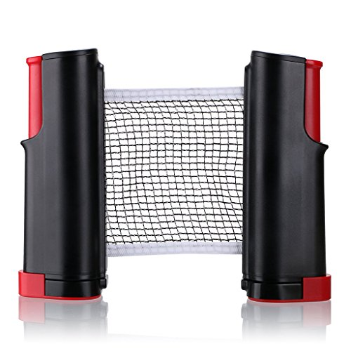 Btsky 174 Portable Retractable Table Tennis Net Rack