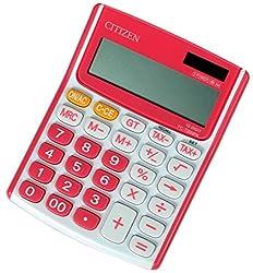 Citizen FC-700NPK Basic Calculator (Pink)