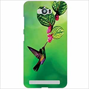 Asus Zenfone Max ZC550KL Back Cover - Bird Love Designer Cases