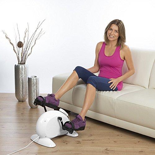 vitalmaxx mini trainer elektrisch heimtrainer armtrainer. Black Bedroom Furniture Sets. Home Design Ideas