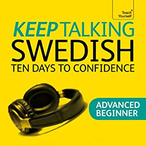 Keep Talking Swedish: Ten Days to Confidence | [Regina Harkin]