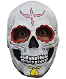 Catrina Skull Latex Adult Mask