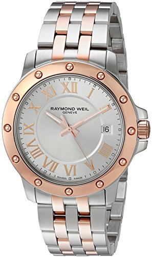 Raymond-Weil-Mens-Tango-Swiss-Quartz-and-Stainless-Steel-Casual-Watch-ColorTwo-Tone-Model-5599-SB5-00658