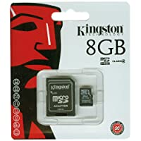 Kingston TransFlash Carte MicroSD Classe 4 8 Go