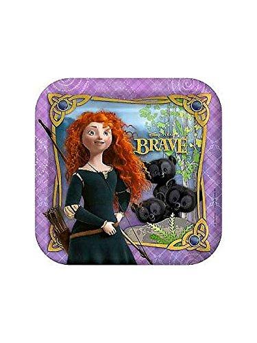 Disney's Brave Dinner Plates