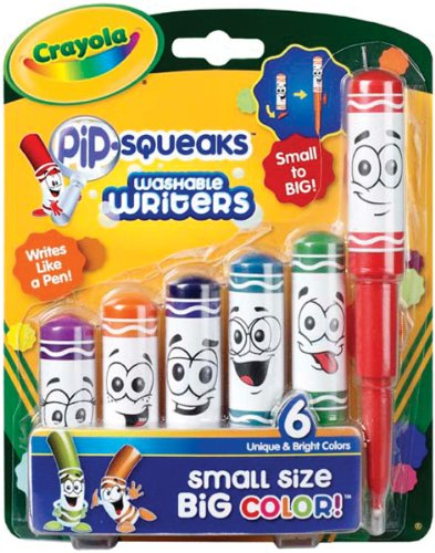Crayola Pip Squeaks Writers
