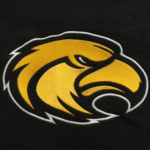 NCAA Southern Mississippi Golden Eagles Fleece Throw Blanket