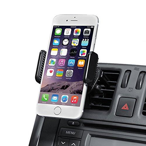 Perfecto para el coche: Soporte para smarpthone para salida de aire del coche de AVANTEK