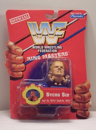 WF Ring Masters Sycho Sid