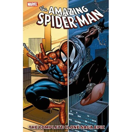 Spider-Man: The Complete Clone Saga Epic, Book 1 cover