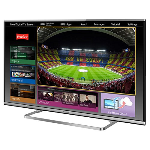Panasonic TX-42AS650B 42 Inch Smart HD 3D LED TV