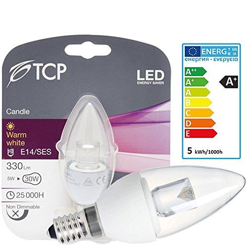 tcp-led-5w-e14-ses-lampadina-a-candela-a-led-ultra-luminosa-330-lumen-colore-bianco-caldo-3000-k-330
