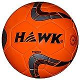 HAWK Unisex Rubber Football 5 Orange