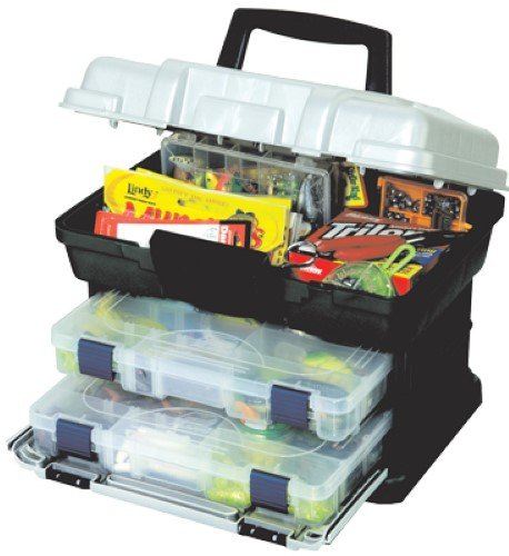 Plano 1362 2-By Rack System 3650 Size Tackle Box